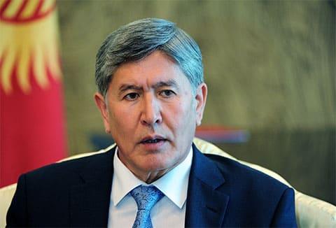 Из-за вора в законе посадили экс-президента Киргизии