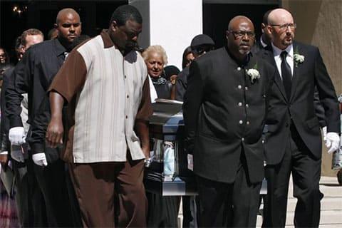 Похороны Родни Кинга