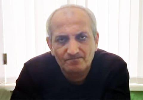 Вор в законе Сумбат Абасов