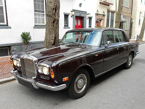 Bentley 1970 года