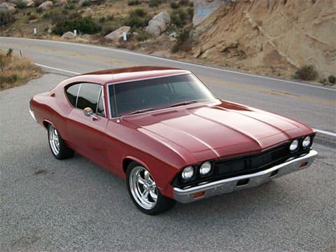 Chevrolet 1970 года