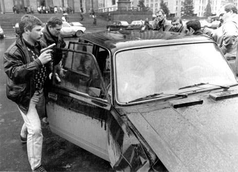 Криминальные города в СССР