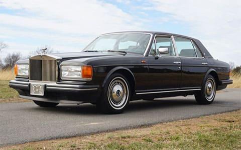 Rolls-Royce 1990 года