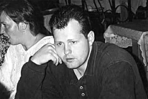 Александр Шарапов в лихие бандитские годы