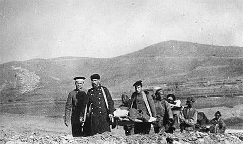 Бойцы хунхузами