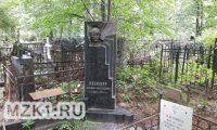 Могилы основных участников ОПГ Лабоцкого