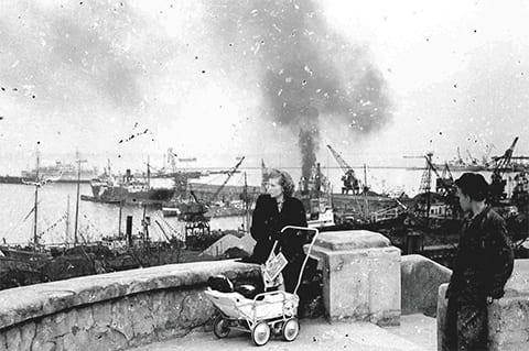 Послевоенная Одесса