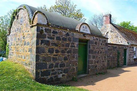 Самая маленькая тюрьма в мире на острове Сарк
