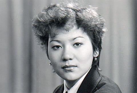 Бортпроводница захваченного Ту-154 Татьяна Ян-Чун-Тай, в девичестве Шарфаргалиева