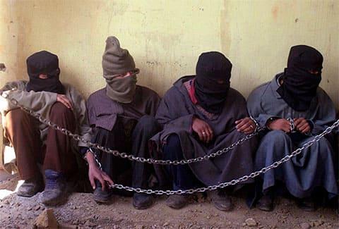 Тюрьма в Пакистане