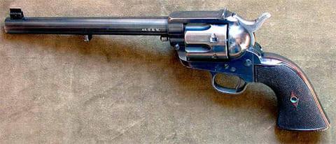 Револьвер Кольт М-1873
