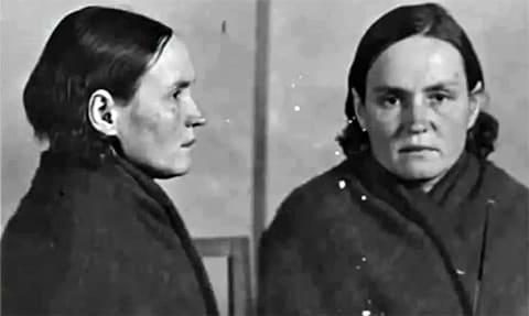 Анна Воронина - первая жена Андрея Власова