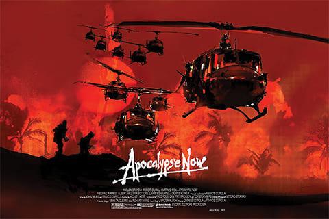 """Постер к фильму """"Апокалипсис сегодня"""" (1979)"""