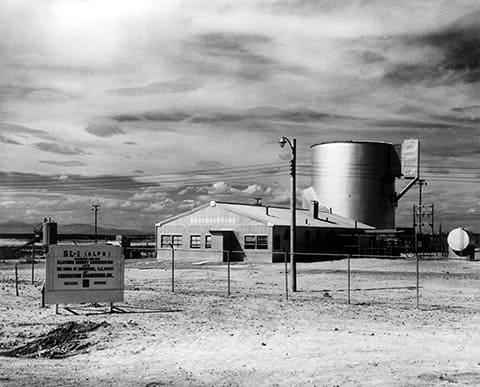 Авария на реакторе SL-1