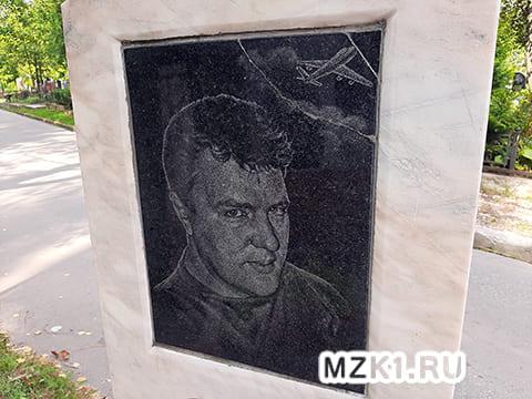 Могила Сергея Круглова
