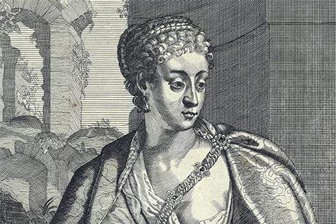 Жена Калигулы Цезония