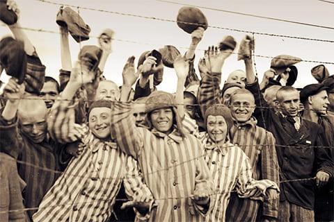 Освобождение из концентрационного лагеря