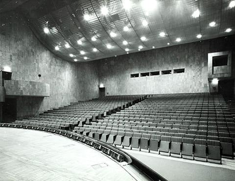 Киноцентр на Красной Пресне (фото: Александр Гинзбург)