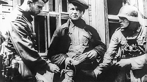 Жизнь советского населения в условиях оккупации