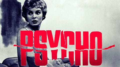 """Постер к фильму """"Психо"""" (1960)"""