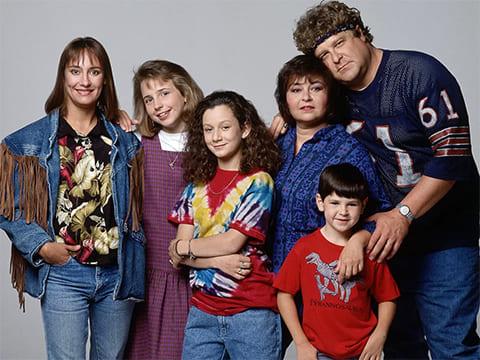 """Постер сериала """"Розанна"""" за 1989 год"""