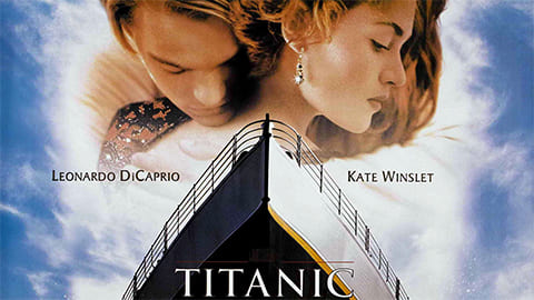 "Постер к фильму ""Титаник"" (1997)"