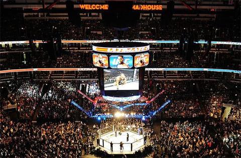 Турнир UFC в Лас-Вегасе