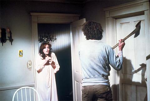 """Кадр из фильма """"Ужас Амитивилля"""", 1979 года"""