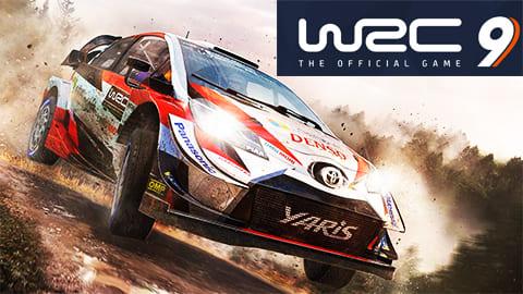 Обзор WRC 9