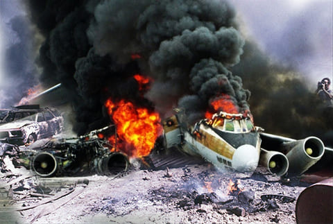 Крупнейшие авиакатастрофы на осень 2020 года