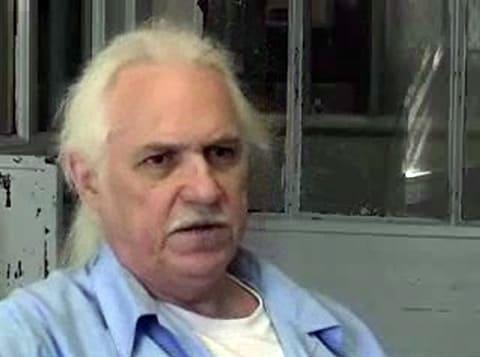 Джеймс Файлз в тюрьме
