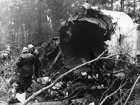 Авиакатастрофа под Парижем 1974 года