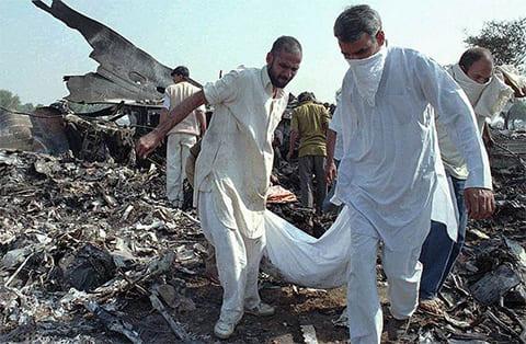 Авиакатастрофа в Индии 1996 года