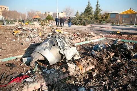 Авиакатастрофа в Иране 1988 года