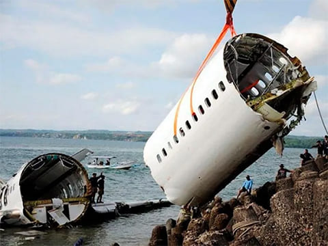Авиакатастрофа в Ирландии 1985 года