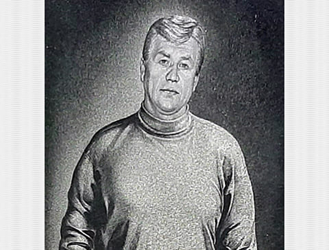 Александр Калигин
