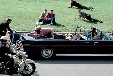 Кто убил Джона Кеннеди