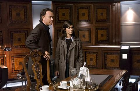 Кадр из фильма «Код Да Винчи» (2006)