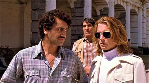 Кадр из фильма «Кокаин», 2001 года