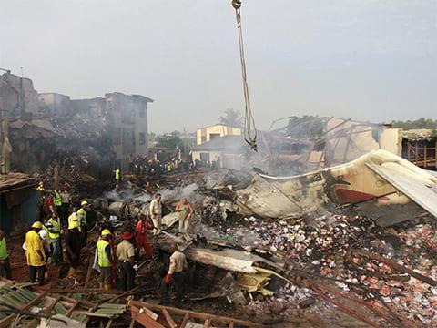 Авиакатастрофа в Конго 1996 года