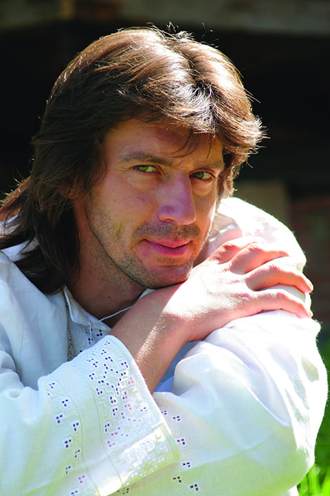 Михаил Кравченко