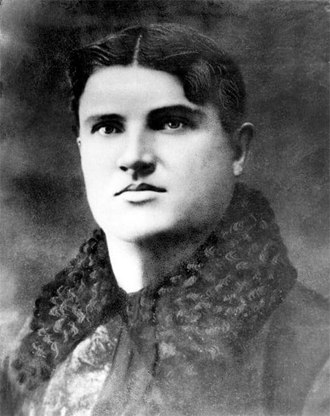 Порфирий Иванов в молодости