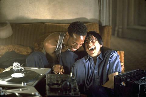 Кадр из фильма «Реквием по мечте», 2000 года
