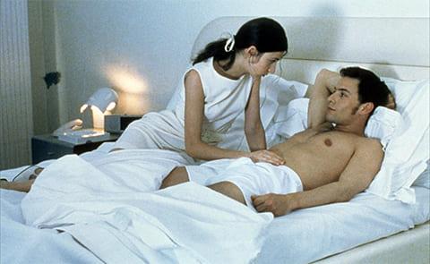 Кадр из фильма «Романс Х» (1999)