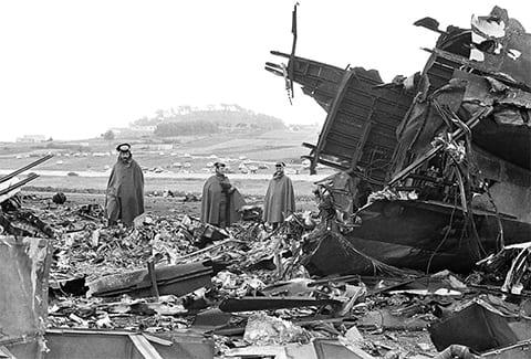 Авиакатастрофа в Тенерифе, Испания, 27 марта 1977 года