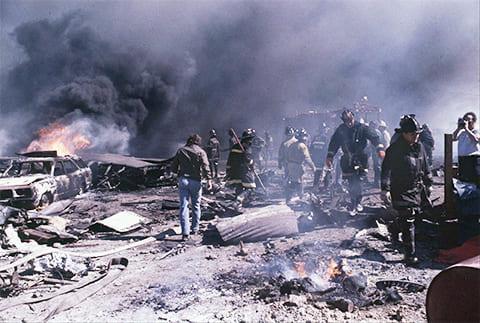 Авиакатастрофа в США 1979 года