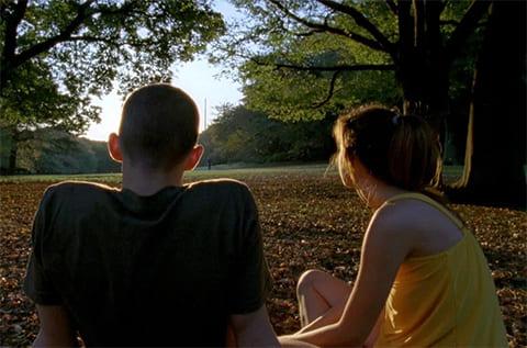 Кадр из фильма «Вход в пустоту», 2009 года