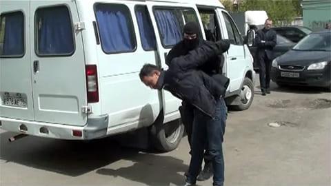 Задержание банды Исы Абилова. Фото из книги «Ловцы банд. Место встречи...»