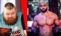 Дацик вызвал на бой бывшего борца UFC Адама Яндиева