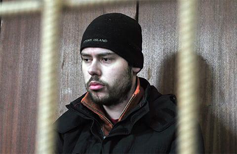 Стрелок Дмитрий Виноградов